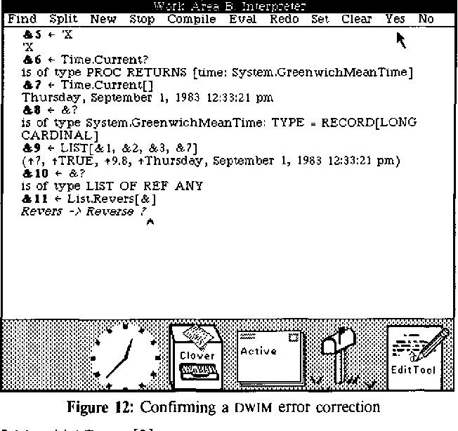 Figure 12 from A Tour Through Cedar Warren Teitelman - Semantic Scholar