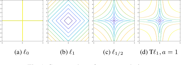 Figure 1 for Nonconvex Regularization for Network Slimming:Compressing CNNs Even More