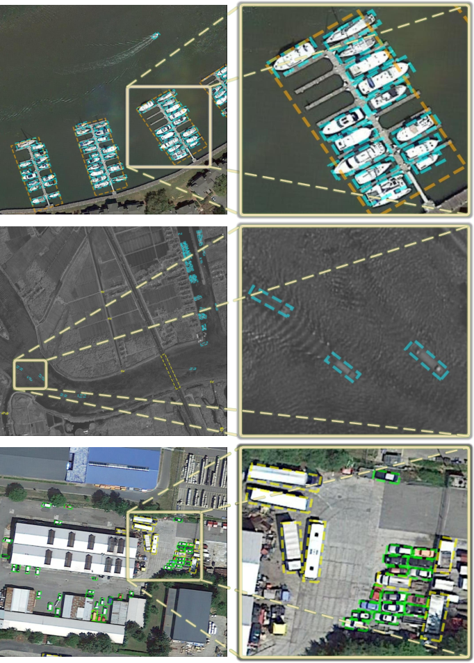 Figure 1 for CAD-Net: A Context-Aware Detection Network for Objects in Remote Sensing Imagery