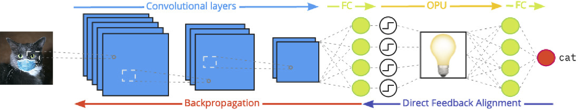 Figure 1 for Adversarial Robustness by Design through Analog Computing and Synthetic Gradients