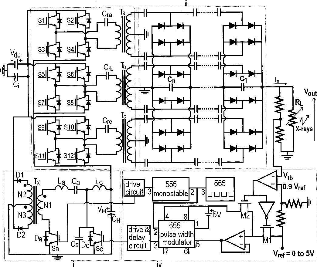 A Dual Mode Input Voltage Modulation Control Scheme For The Ne555 Fm Circuit Controlcircuit Diagram Multiplier Based X Ray Power Supply Semantic Scholar
