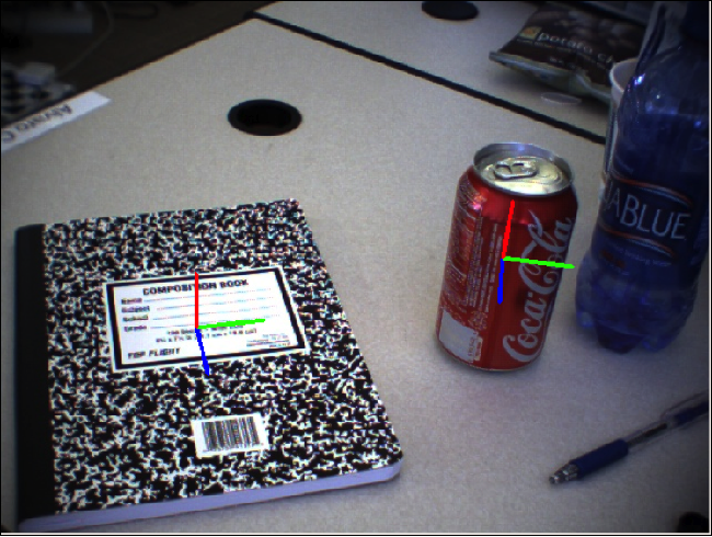 Figure 3 for Automatic Tuning of Interactive Perception Applications