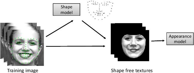 Figure 3 for Facial Landmark Detection: a Literature Survey