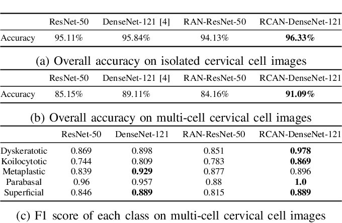 Figure 4 for Towards Interpretable Attention Networks for Cervical Cancer Analysis