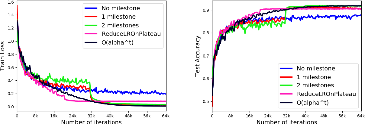 Figure 4 for Exponential Step Sizes for Non-Convex Optimization