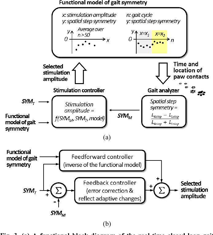 (a) a functional block diagram of the real-time