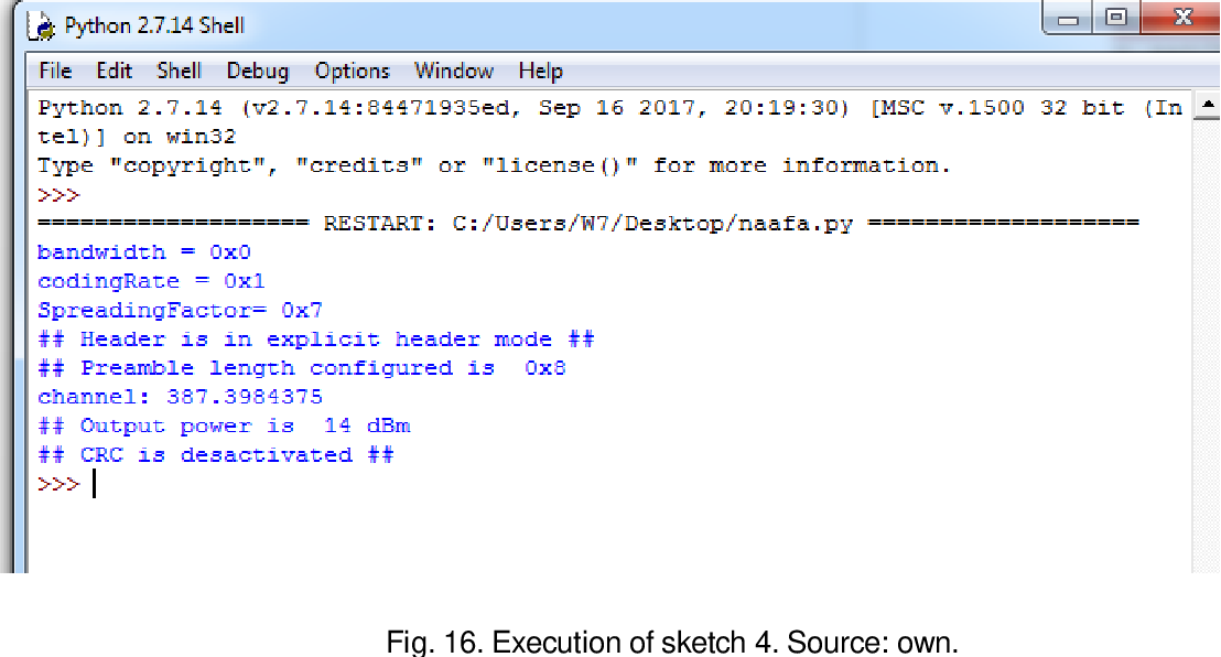 PDF] LoRa sniffer using python and one MPSSE cable