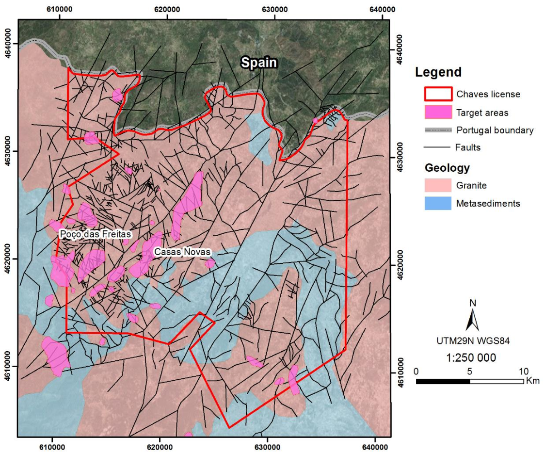 Figure 26 from Mapping hydrothermal gold mineralization using