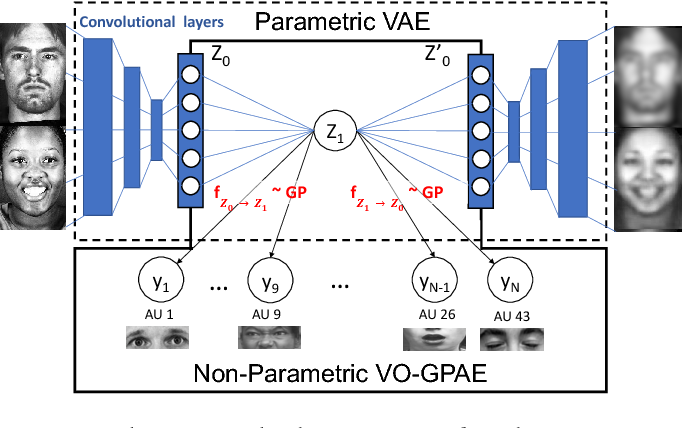 Figure 1 for DeepCoder: Semi-parametric Variational Autoencoders for Automatic Facial Action Coding