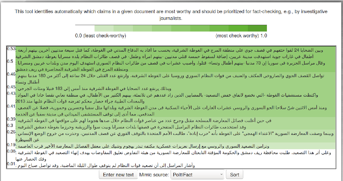 Figure 4 for ClaimRank: Detecting Check-Worthy Claims in Arabic and English