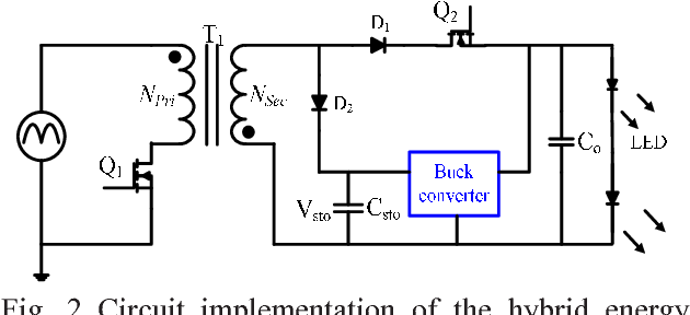 Parallel Energy Buffering LED Driver Achieves Electrolytic Capacitor