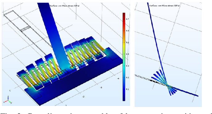 Figure 3 for New Wing Stroke and Wing Pitch Approaches for Milligram-scale Aerial Devices