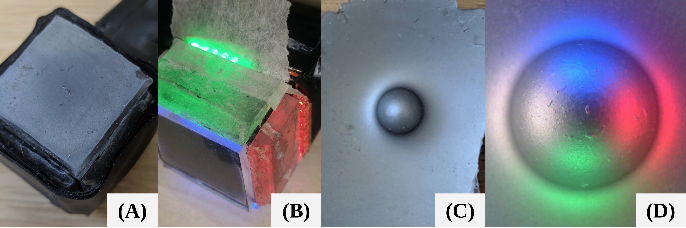 Figure 4 for Generation of GelSight Tactile Images for Sim2Real Learning