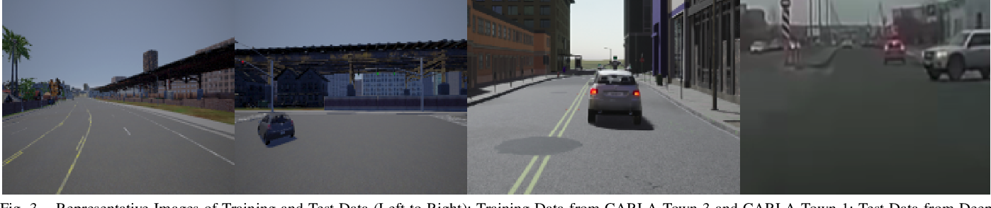Figure 3 for Improving Generalization of Transfer Learning Across Domains Using Spatio-Temporal Features in Autonomous Driving