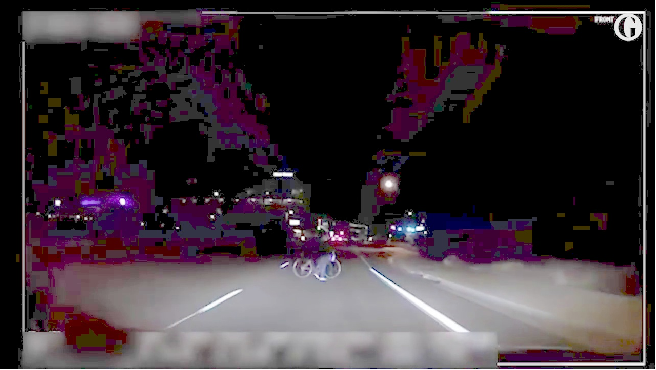 Figure 3 for Enabling Pedestrian Safety using Computer Vision Techniques: A Case Study of the 2018 Uber Inc. Self-driving Car Crash