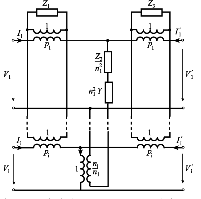 Figure 2 from Brune's algorithm for circuit synthesis