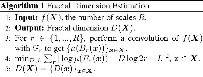Figure 4 for Fractal Dimension Invariant Filtering and Its CNN-based Implementation