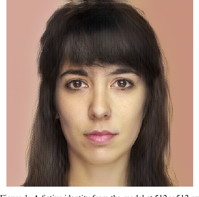 Figure 1 for Learning a face space for experiments on human identity