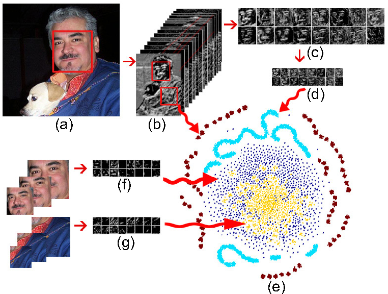Figure 1 for A Fast Face Detection Method via Convolutional Neural Network