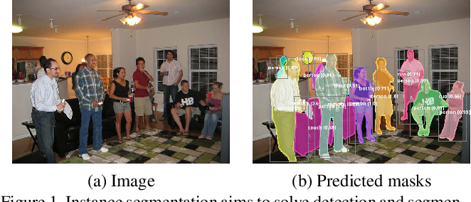 Figure 1 for MaskLab: Instance Segmentation by Refining Object Detection with Semantic and Direction Features