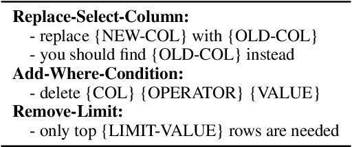 Figure 2 for NL-EDIT: Correcting semantic parse errors through natural language interaction