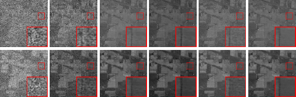 Figure 3 for Hyperspectral Image Denoising with Log-Based Robust PCA