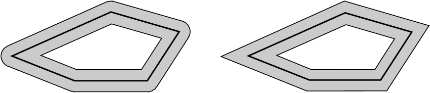 Figure 1 for Learning convex polytopes with margin