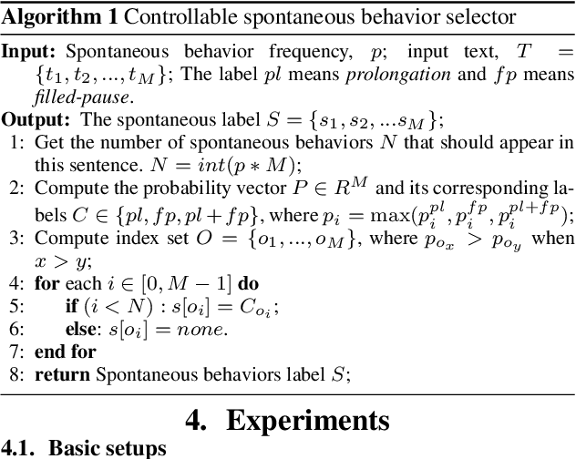 Figure 3 for Controllable Context-aware Conversational Speech Synthesis