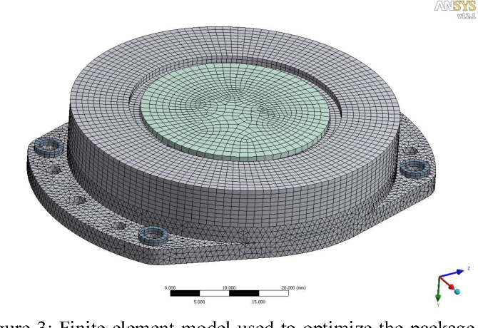Design and fabrication of a scalable high-reliability vacuum