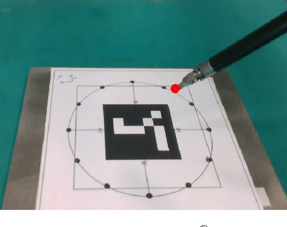 Figure 3 for Improving rigid 3D calibration for robotic surgery