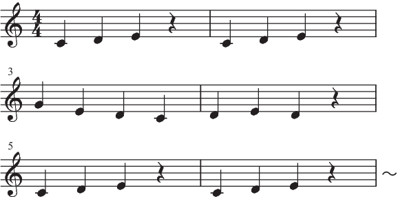 PDF] Conversion from Standard MIDI Files to Vertical Line Notation