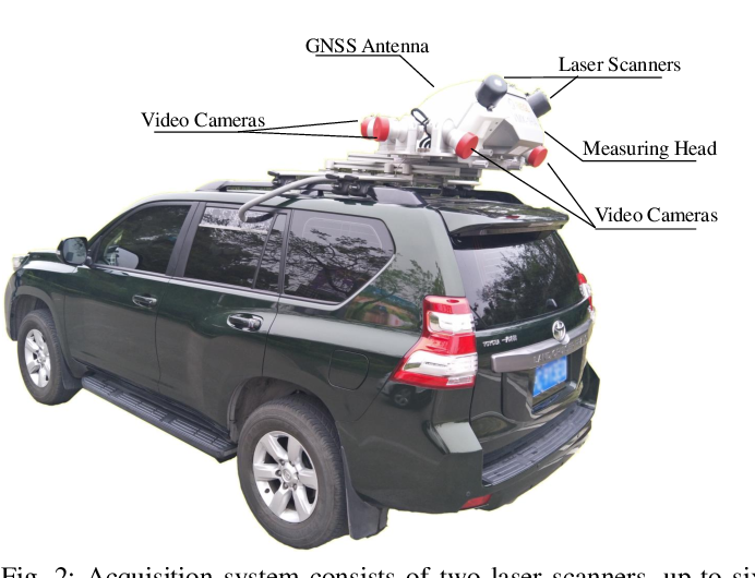Figure 3 for The ApolloScape Open Dataset for Autonomous Driving and its Application