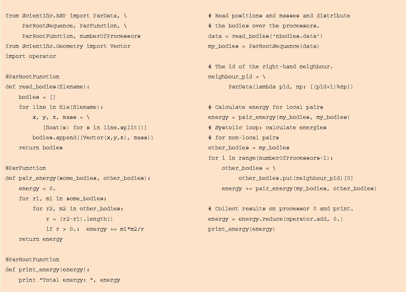 Parallel Scripting with Python - Semantic Scholar