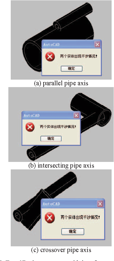 Figure 5 from Design and implement of 3D chemical pipes - Semantic