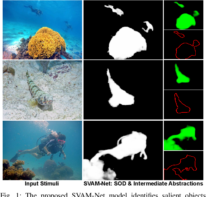 Figure 1 for SVAM: Saliency-guided Visual Attention Modeling by Autonomous Underwater Robots