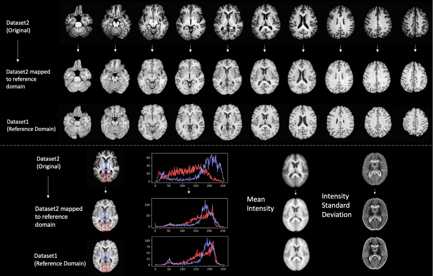 Figure 1 for Medical Image Harmonization Using Deep Learning Based Canonical Mapping: Toward Robust and Generalizable Learning in Imaging