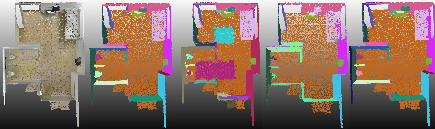 Figure 3 for LRGNet: Learnable Region Growing for Class-Agnostic Point Cloud Segmentation