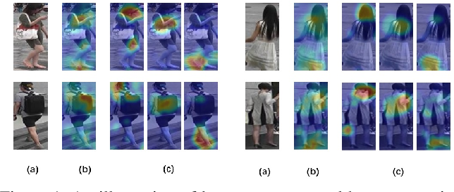 Figure 1 for Deep Attention Aware Feature Learning for Person Re-Identification
