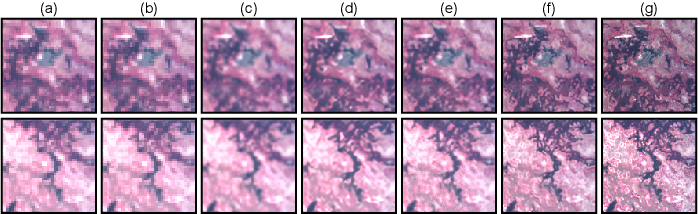 Figure 4 for Hyperspectral Pansharpening Based on Improved Deep Image Prior and Residual Reconstruction