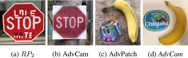 Figure 3 for Adversarial Camouflage: Hiding Physical-World Attacks with Natural Styles