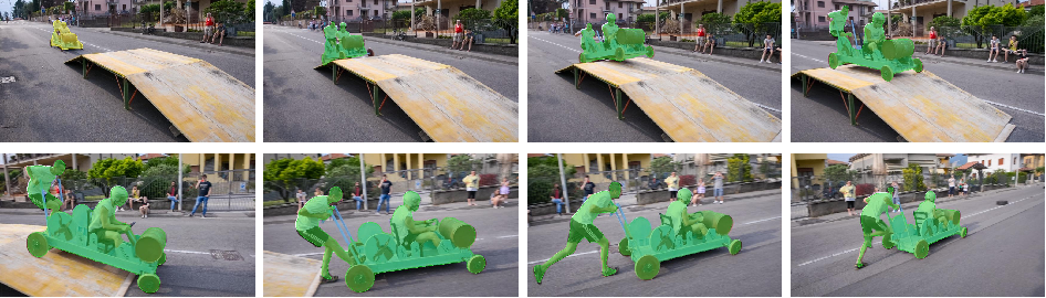 Figure 2 for Design Pseudo Ground Truth with Motion Cue for Unsupervised Video Object Segmentation
