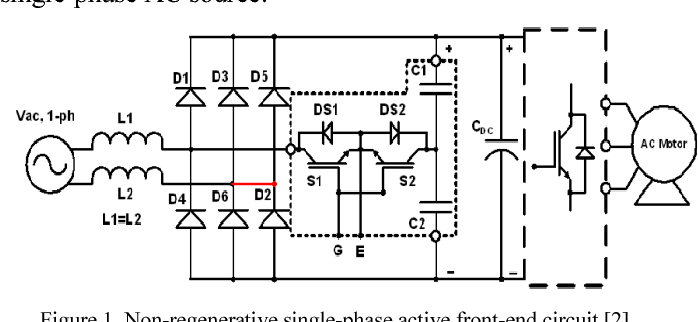 An optimal solution for operating a three-phase variable frequency