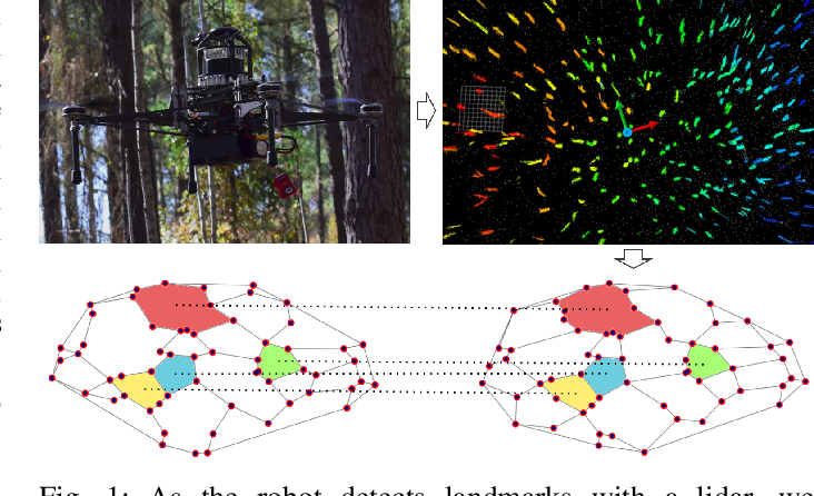 Figure 1 for Place Recognition in Forests with Urquhart Tessellations