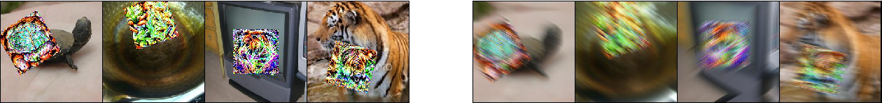 Figure 3 for Unadversarial Examples: Designing Objects for Robust Vision