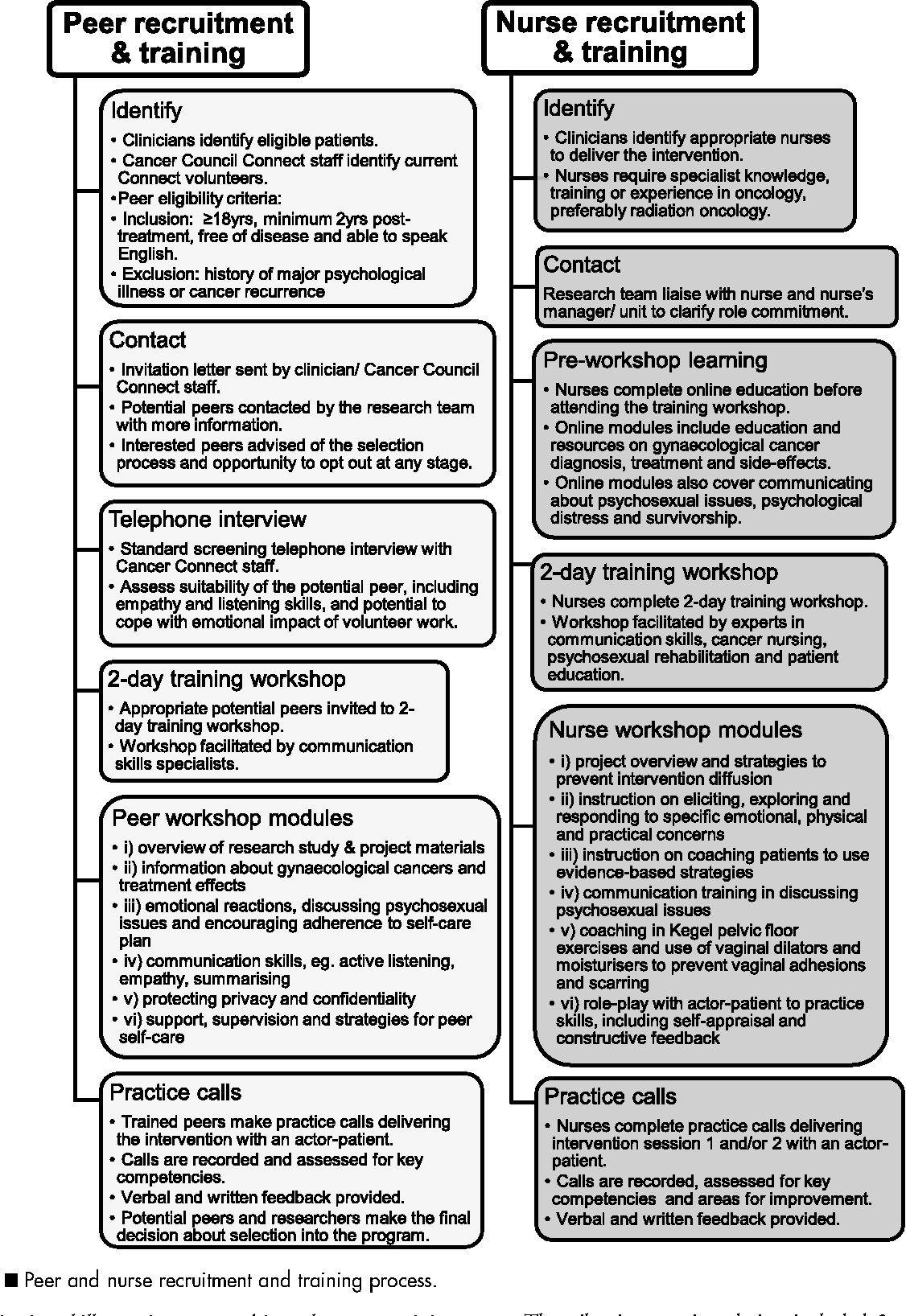 Figure 3 from Developing an Evidence-Based, Nurse-Led