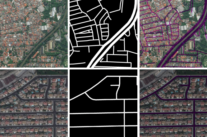 Figure 3 for PP-LinkNet: Improving Semantic Segmentation of High Resolution Satellite Imagery with Multi-stage Training