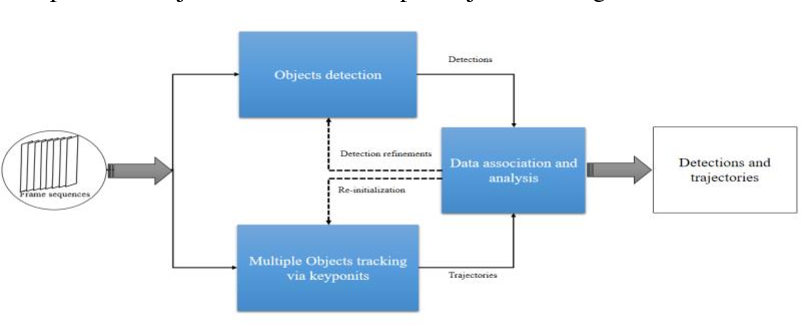 Figure 3 for Automatic individual pig detection and tracking in surveillance videos