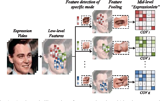 Figure 1 for Learning Expressionlets via Universal Manifold Model for Dynamic Facial Expression Recognition