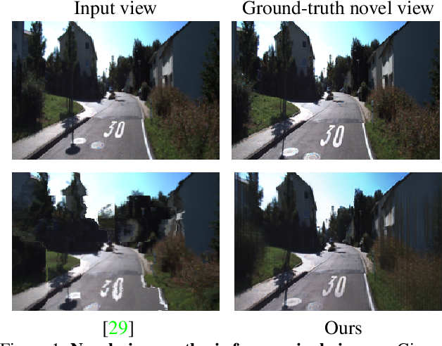 Figure 1 for Geometry-aware Deep Network for Single-Image Novel View Synthesis