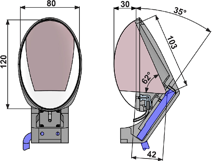 Figure 3 for Soft-Bubble grippers for robust and perceptive manipulation